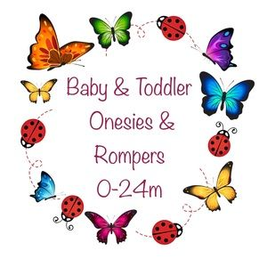 Baby & Toddler Onesies & Rompers